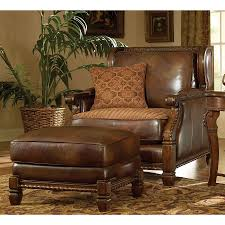 leather chairs with ottoman living room modern home associated with sofa chair ottoman sets