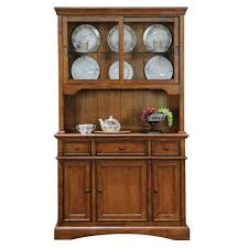 dv1460h winners only furniture vintage oak 48in buffet with china vintage oak