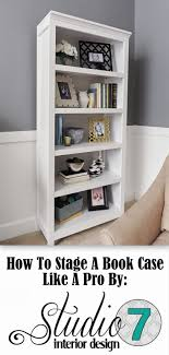 best 25 decorate bookshelves ideas