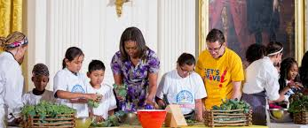 White House Kitchen Garden Michelle Obamas White House Kitchen Garden Includes A Vegetable
