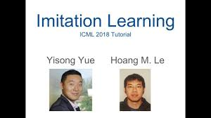 ICML2018: <b>Imitation</b> Learning