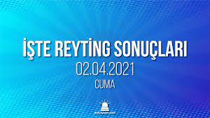 2 Nisan 2020 Cuma reyting sonuçları • Acil Yayalım
