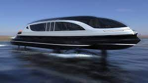 Bugatti is making yachts now. This Bullet Shaped Hyperyacht Concept Comes With A Matching Bugatti Robb Report
