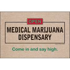 open front door welcome. High Cotton Front Door Welcome Mats - Open: Medical Marijuana Dispensary Free Shipping On Orders Over $45 Overstock 23368574 Open D
