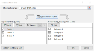 How To Select Series In Excel Chart Add A Data Series To Your Chart Office Support