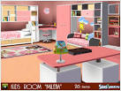 Дизайн комнат для симс 3