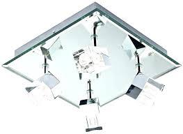 full size of led bathroom ceiling lights fix homebase light fixtures logic modern 4 spotlight chrome