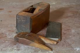 antique wooden hand planes. old wooden hand plane before being restored antique planes e