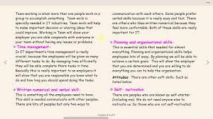 unit p explain the personal attributes valued by employers unit 1 p1 explain the personal attributes valued by employers