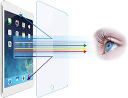 Entwth Anti Blue Light Tempered Glass Screen ... - Amazon.com