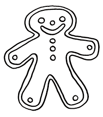 Small Picture Gingerbread Man Candy Coloring Page Cookie Pinterest Man