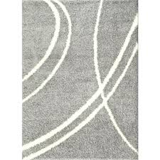 white area rug 8x10 plush area rugs white grey and rug gray striped main