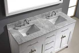Caroline 60 Double Vanity Md 2060 Bathroom Vanities Virtu Usa