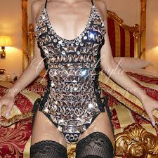 Dolce Vita Swim Size Chart Georgialeyla Crystallized Swimsuit Bodysuit 220 Swarovski Crystals Swimwear Hand Stitched In Portugal