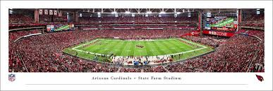 Cardinals Stadium Seating Chart Arizona State Farm Stadium Arizona Cardinals Football Stadium