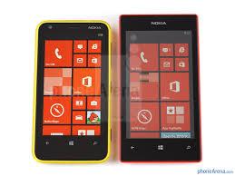 Nokia Lumia 520 vs Nokia Lumia 620 ...