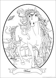 Small Picture Bella Sara The Magical Horse Coloring Pages 5 Kid stuff