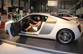 Mersin Auto Show fuarına büyük ilgi
