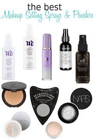 10 best makeup setting sprays and powders there are sprays to meld your makeup together without making it streaky sprays to hold your makeup in place all