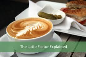 The Latte Factor Explained - Modest Money