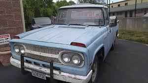 1964 Toyota Stout 1900 Pickup - YouTube