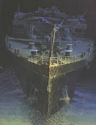 Resultado de imagen de tesoro del Titanic
