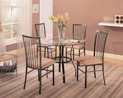 kitchen and dining chair square black glass dining table glass circle dining table set tall kitchen