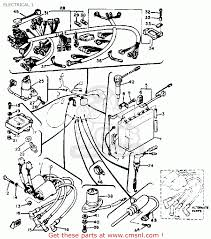 Cute 1981 yamaha seca wiring diagram gallery electrical circuit