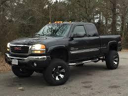 2004 GMC Sierra 2500HD 4×4 | Lifted trucks for sale | Pinterest ...