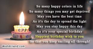 Wish Quotes Delectable Birthday Wishes Quotes Page 48