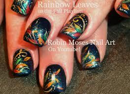 Robin Moses Nail Art: Fall Nail Designs