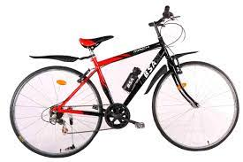 """For fitness awareness in city: Start of """"100 days Cycling Challenge"""""""