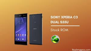 Sony Xperia C3 Dual S55U Firmware ...