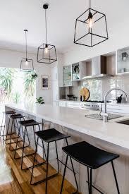 kitchen pendant lighting island lights and stone caesarstone alpine mist top best free home design idea inspiration