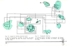 vespa wiring diagram 1967 vespa ss180 vsc wiring out battery we need four terminal on the junction box as