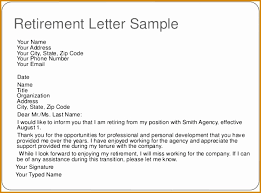 6 Retirement Letter Template Besttemplates Besttemplates