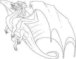 Features of dragon coloring pages: Free Printable Dragon Coloring Pages For Kids