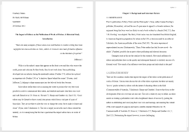 006 Thesis Two Pages Example Full Mla Format Template