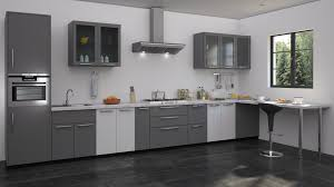 The new Monochrome Modular Kitchen Collection Create your own