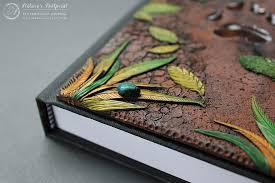 polymer clay book covers my aniko kolesnikova 6