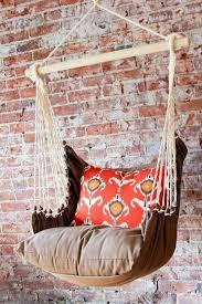 backyard swings outdoor hammock diy hanging chair 24 examples of indoor turn your home into a