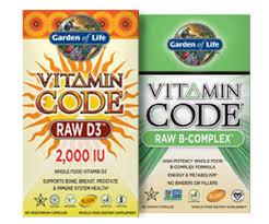 vitamin code