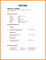 References Format For Resume Cool Resume Reference Format Cover Letter