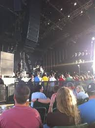 Keybank Pavilion Section 3 Rateyourseats Com