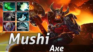 axe pro build tangker by mushi gameplay dota 2 epic moments