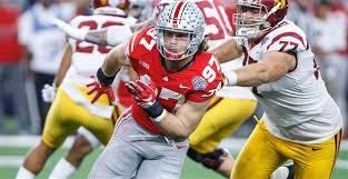 Ohio State Projected Depth Chart 2018 Ohio State In 2018 Defensive Personnel Projected Depth Chart