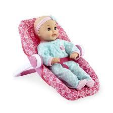 Buy You & Me Kicking Baby Doll Convertible Car Seat Set (40 cm ...