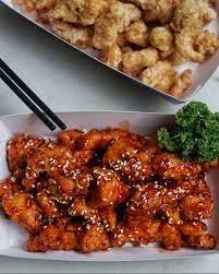 Chicken popcorn asam manisbahan marinasi : Diah Didi S Kitchen Chicken Popcorn
