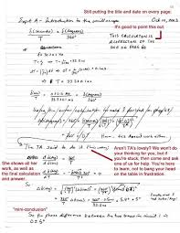 Lab Notebook Example The Picky Tas Guide To Writing Enph 259 Lab Reports