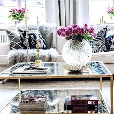 How To Decorate A Coffee Table Tray Coffee Table Decorating Best E Table Decorations Ideas On E Table 62